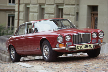 Jaguar XJ12 Series 1 ab 1972