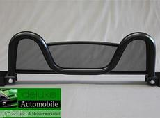 MG MGF & TF Black Edition Roll bar incl Wind deflector stainless steel new