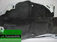 MG MGF & TF Interior Mat Black Deluxe Automobile