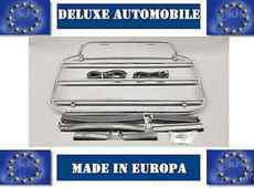 Austin Healey Boot Luggage Rack Carrier 1959 - 1967 - Stainless Steel