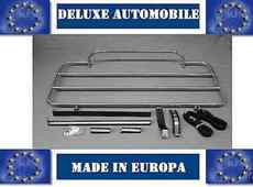 MERCEDES SLK 170 Luggage Rack from Year 1996 Bis 1999 in Stainless Steel with