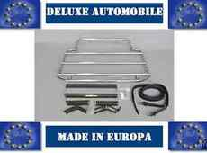 Boot / luggage rack/ carrier Mazda MX5 NA  (1989 - 1998 ) Stainless Steel