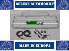 BMW Z3 Roadster 1995 Bis 1999 Luggage Rack Stainless Steel NEW Installation