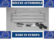 Boot / luggage rack/ carrier Porsche Boxster 986 Stainless steel without drill