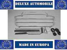 Boot / luggage rack/ carrier Porsche Boxster 981 Stainless steel without drill