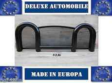 ROADSTER BARS incl. Wind Deflector Black Edition Mazda MX5 Well NB nbfl