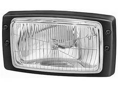 1AB 006 213-011 Hella Headlight Halogen Traktor, Fendt, MF, Deuts