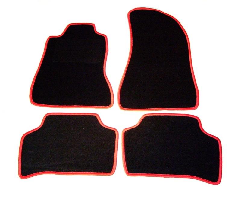 fu matten passform velours fu matten f r opel manta a. Black Bedroom Furniture Sets. Home Design Ideas
