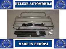 Chrysler PT Cruiser Cabriolet Luggage Rack Stainless Steel without drilling